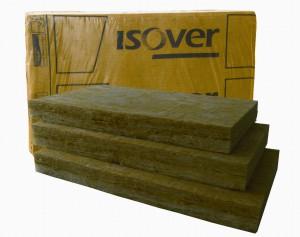 Vata minerala bazaltica Isover PLA 1000 x 600 x 80 mm