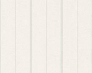 Tapet vlies AS Creation Simply White 3 291110 10 x 0.53 m