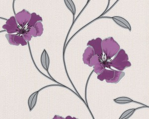 Tapet profil, model floral, AS Creation Pandora 292438 10 x 0.53 m