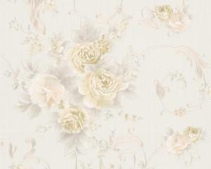 Tapet vlies, model floral, AS Creation Romantica 3 306471 10 x 0.53 m