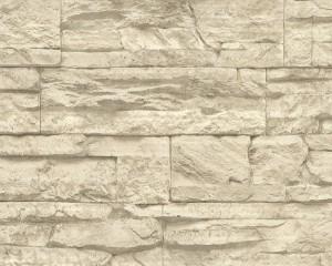 Tapet vlies, model piatra, AS Creation Livingwalls 707130 10 x 0.53 m