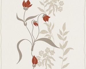 Tapet vlies, model floral, AS Creation Avenzio 7 958741 10 x 0.53 m