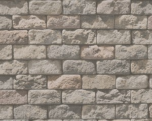 Tapet hartie, model caramida, AS Creation Dekora Natur 6 958342 10 x 0.53 m