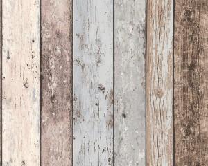 Tapet vlies, model lemn, AS Creation New England 2 855039 10 x 0.53 m