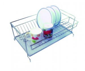 Suport bucatarie, pentru vase, + pahare, CR 4049, 49.5 x 32 x 18 cm