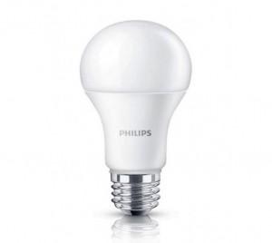 Bec LED Philips clasic A60M E27 12.5W 1521lm lumina rece 6500 K