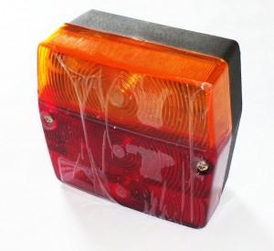 Stop Aspock cu iluminare numar, pentru remorca auto LPA 150 U/B si LPA 206 U/B