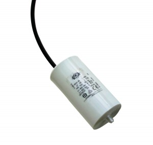 Condensator pentru motoare 450V Lifasa, 45 microfarazi 32-117