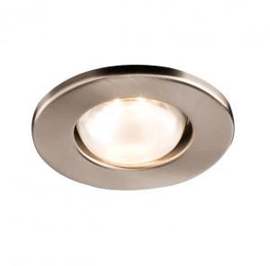 Spot incastrat FR 50 70049, E14/R50, nichel satinat
