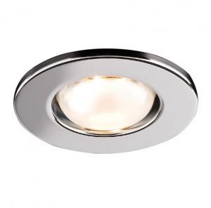 Spot incastrat FR 63 70053, E27 / R63, crom