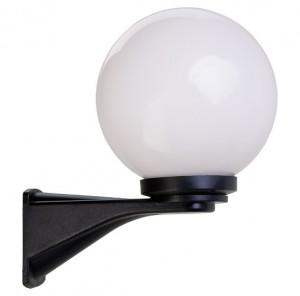 Aplica tip sfera exterior Sfera 9787, 1 x E27, opal