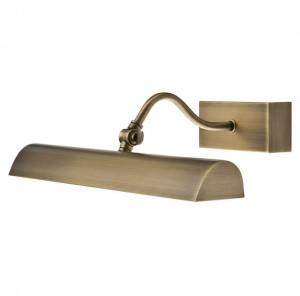 Aplica Frame 01-580, 2 x E14, antique brass