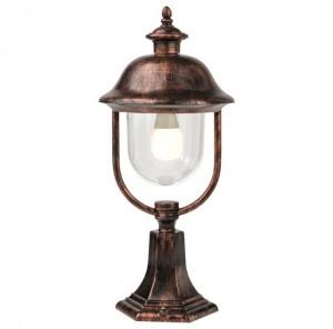 Stalp de iluminat ornamental Verona 9278, 1 x E27, 53.8 cm