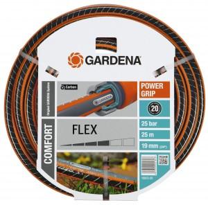 Furtun de gradina, pentru apa, Gardena Flex Comfort 18053-20, 19 mm, rola 25 m