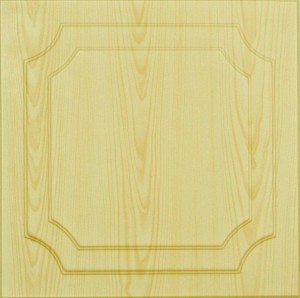 Tavan fals decorativ din polistiren C1001 clasic pin 50 x 50 x 0.3 cm