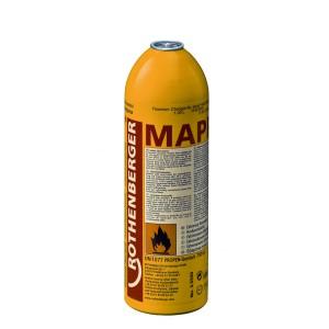 Cartus gaz, Rothenberger Mapp-Gas EU, 750 ml