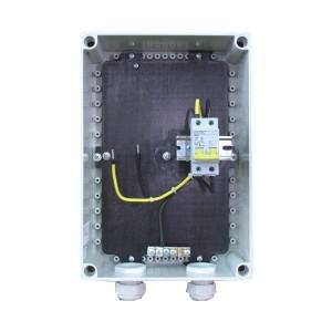 Tablou electric BMPM Comtec PC PF0019-00045, aparent, bipolar 32A