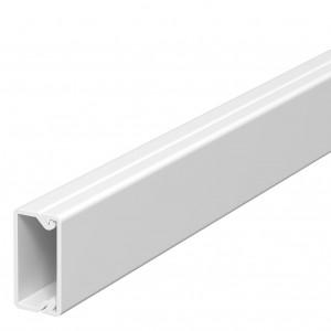 Canal cablu 6150764, 10 x 20 mm, alb