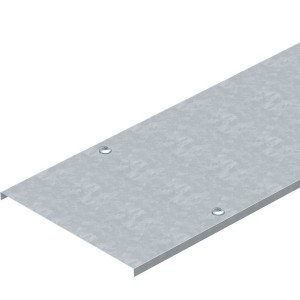 Capac cu zavor jgheab FS 6052096, otel, 100 mm
