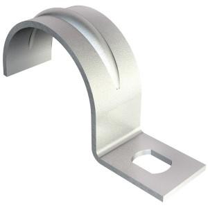 Brida zincata pentru teava 8 mm 1003089