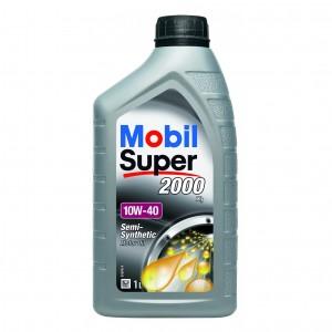 Ulei motor auto Mobil Super S 2000 X1, 10W-40, 1 L