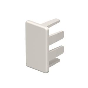 Piesa capat WDK 15X30 alb curat 6193102