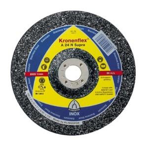 Disc pentru polizare supr A24n GEK dimensiuni 125x6x22,23 mm  2922
