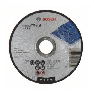 Disc debitare metale, Bosch Expert for Metal,  125 x 22.23 x 1.6 mm