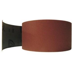 Rola panza abraziva pentru lemn / metal / constructii, Klingspor 382J, granulatie 60, rola 5 m x 100 mm