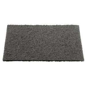 Panza abraziva netesuta, pentru vopsea / lac / plastic / inox, Klingspor NPA 500, 152 x 229 mm