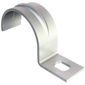 Brida zincata pentru teava 47 mm 1003461