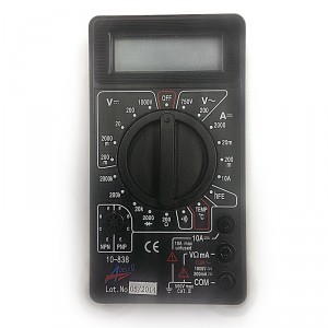 Multimetru digital M-838 03-312