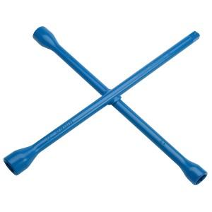 Cheie in cruce pentru roti, Unior 600811, 17 x 19 x 22
