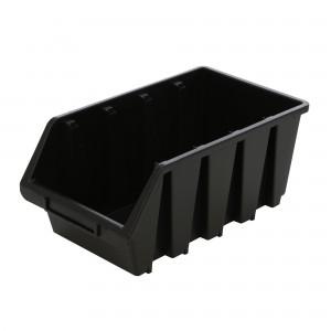 Cutie pentru depozitare, Patrol Ergobox 3, negru, 170 x 240 x 126 mm