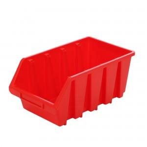 Cutie pentru depozitare, Patrol Ergobox 4, rosu, 204 x 340 x 155 mm