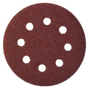 Disc cu autofixare pentru lemn, metal Klingspor PS 22 K 89495 granulatie 180 125 mm