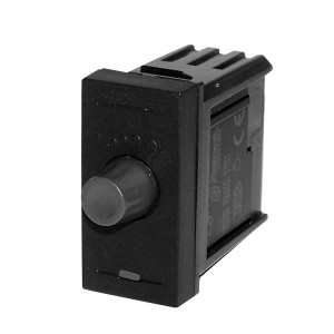 Variator de tensiune Esperia 300516 N, negru, 500W, modular