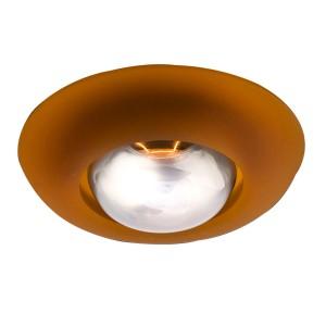 Spot incastrat ELC 239R 70135, E14/R50, ambra