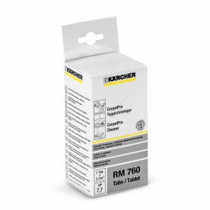 Detergent pentru textile, Karcher RM 760, 16 tablete