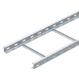 Pod scara lonjeron perforat FS206 6208593, otel, 60 x 600 x 6000 mm