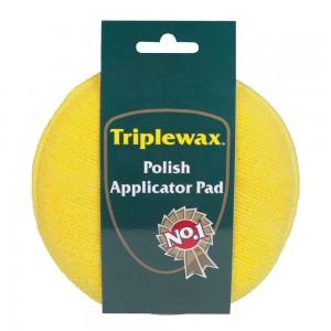 Burete invelit in microfibra pentru polisat Triplewax