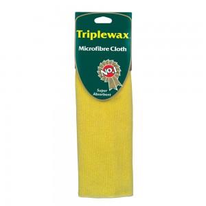 Laveta microfibra triplewax