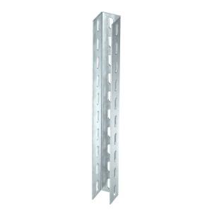 Stalp U FS 6342345, otel, 50 x 30 x 6000 mm