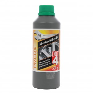 Lichid de frana auto Prelix DOT 4, 500 ml