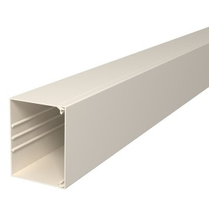 Canal cablu WDK 6026273, 100 x 130 mm, alb crem
