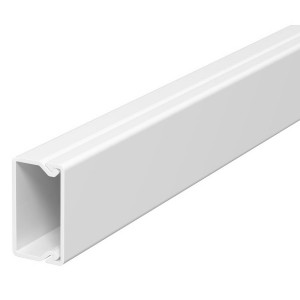 Canal cablu WDK 6191045, 20 x 35 mm, alb