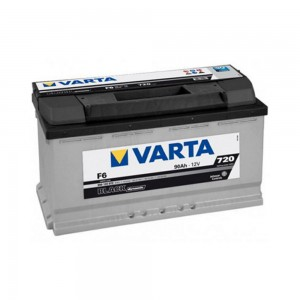 Baterie auto Varta Black Dynamic 12 V, 90Ah, 720A, 35.3 x 17.5 x 19 cm
