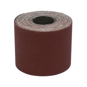 Rola panza abraziva pentru lemn, metale, constructii, Ama, granulatie 40, rola 10 m x 100 mm