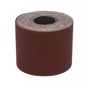 Rola panza abraziva pentru lemn, metale, constructii, Ama, granulatie 40, rola 5 m x 100 mm
