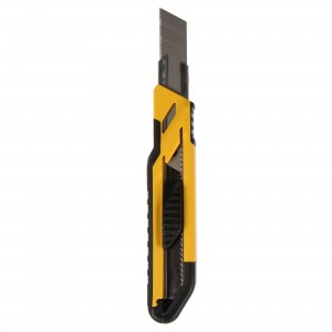Cutter universal, Stanley 0-10-280, 18 mm + 3 rezerve